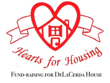 Hearts for Housing logo